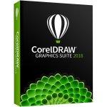 CorelDRAW Graphics Suite 2018 CZ, EDU licence, 1 uživatel, ESD (LCCDGS2018MLA1)