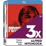 Alfred Hitchcock:Kolekce / Psycho / Vertigo / Ptáci 3 BD