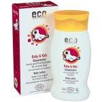 Eco Cosmetics Baby&Kids Telové mlieko 200 ml