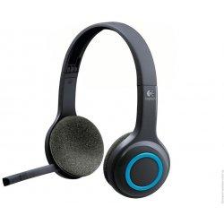 Sluchátka Logitech Wireless Headset H600