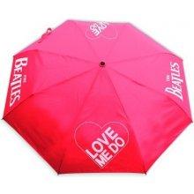 The Beatles deštník Love Me Do