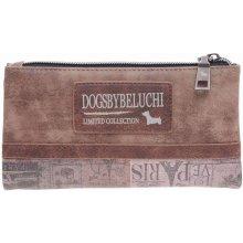Dogsbybeluchi dámská peněženka 25469-6 marron 25469-6 marron 1