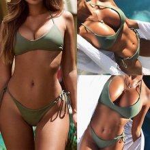 V&V Ayla dvoudílné plavky zelená