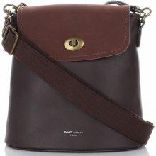 David Jones originální kabelky listonošky hnědá af696d49c43