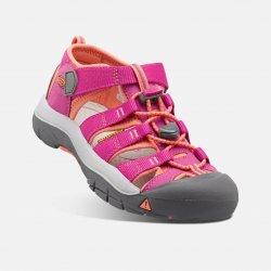 8550412cab Keen Newport H2 K very berry fusion coral dětská bota - Nejlepší Ceny.cz