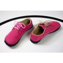 Ahinsa shoes Polobotka Sunbrella – růžová
