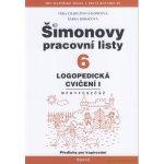 Šimonovy pracovní listy6 logopedická cvičení I