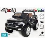 Beneo elektrické autíčko Ford Ranger Wildtrak Luxury 2017 černé lakované