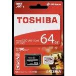 Toshiba microSDHC 64GB Class 10 THN-M302R0640EA