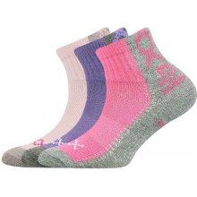 Voxx REVOLTIK dětské antibakteriální ponožky se stříbrem mix holka 1596b1ffab