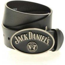Jack Daniel's OPASEK PÁNSKÝ OLD No.7 LOGO/OVÁL LESKLÝ/ČERNÝ