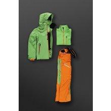 Halti Lyžařské kalhoty PALANDER 2014 Oranžová (E45)