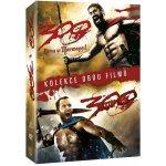 Kolekce: 300: Bitva u Thermopyl a 300: Vzestup říše DVD