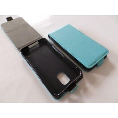 Pouzdro Forcell Slim Flip 2 flexi Samsung G530 G531 Galaxy Grand Prime Modré