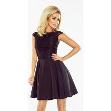 c56f6cd59735 Numoco dámské společenské šaty krajkové černá