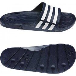 Adidas Duramo Slide On Pool Navy White 9ebfa31db8
