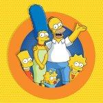 Jerry Fabrics Polštář Simpsons family 40x40