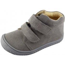 Filii boty 28. Dětská bota Filii barefoot - Chameleon Klett Grey Stone eac316bd80
