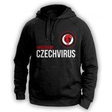 Czech Virus mikina Unisex černá cbdfc202037