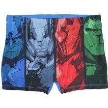 E plus M Chlapecké plavky Avengers - modré
