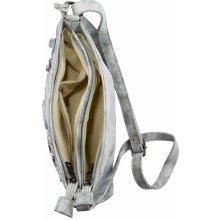 afca04cb9b Rieker kabelka st.stříbrná tyrkys