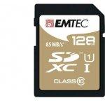 Emtec SDXC 128GB CL10 Gold+ UHS-I ECMSD128GXC10GP