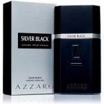 Azzaro Silver Black toaletní voda pánská 100 ml