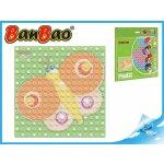 BanBao Young Ones základní deska 25,5x25,5cm transparentní