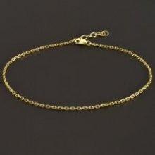 Goldpoint zlatý náramek na nohu 1.11.NNR005389.23-26