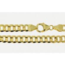 Briline zlatý pánský náramek 3040409n