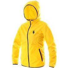 Augusta lehká bunda žlutá