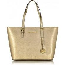 Michael Kors shopper kabelka zlatá