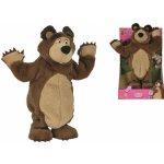 Simba Máša a medvěd tančící medvěd 35 cm