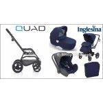 INGLESINA Quad Pro Systém podvozek Quad Black Ocean blue 2016