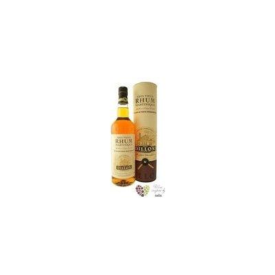 """Dillon agricole tres vieux """" VSOP """" aged rum of Martinique 43% vol. 0.70 l"""