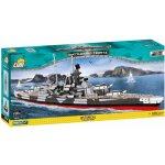 COBI 4809 World of Warships Bitevní loď TIRPITZ