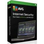 AVG Internet Security 2 lic. 3 roky update (ISCEN36EXXK002)