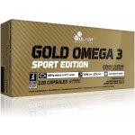 Olimp Omega 3 Sport Edition omega 3 mastné kyseliny 120 cps.