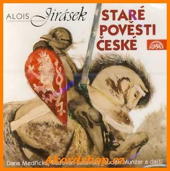 Alois Jirásek - Staré pověsti české CD - 0