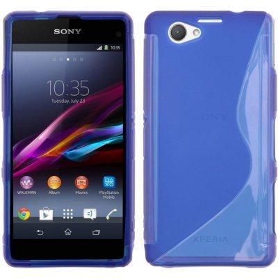 Pouzdro S-CASE Samsung S5360 GALAXY Y modré