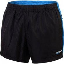 Klimatex Běžecké šortky ITAI medium černé modrou