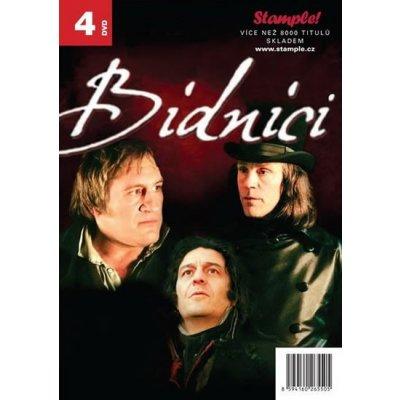 Bídníci - Kolekce 4 DVD