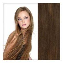 Clip in vlasy 61 cm - světle hnědá #6