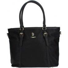 U.S Polo Assn. BEUHU0100WI Shopper Bag Women BLACK černá
