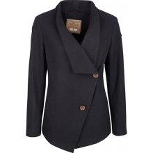 DreiMaster dámský kabát s příměsí vlny 39036841 schwarz