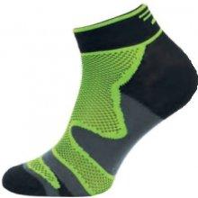 Novia Běžecké ponožky Power 503N zelená e2021f1579