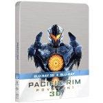 Pacific Rim: Povstání 2D+3D BD Steelbook