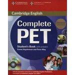 Complete PET SB pack
