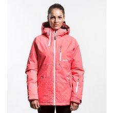 Meatfly Nim Jacket snowboardová bunda růžová