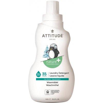 ATTITUDE Nature+ Prací gel pro děti ATTITUDE s vůní hruškové šťávy 1050 ml (35 pracích dávek) + 2 měsíce na vrácení zboží